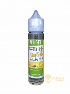 MINT ATMOS LAB TPD 50ML 0MG
