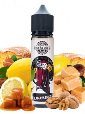 CAMARLENGO MORE THAN VAPERS 50ML TPD 0MG